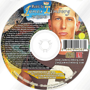 Music By James Limborg (2006)
