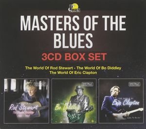 Masters of the Blues [Import]