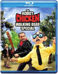 The Robot Chicken Walking Dead Special