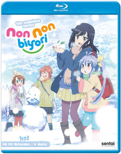Non Non Biyori: Complete Collection