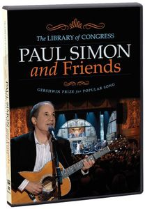Paul Simon and Friends: The Library of Congress Gershwin Prize for Popular Song