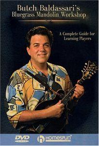 Bluegrass Mandolin Workshop