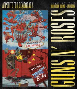 Guns N' Roses: Appetite for Democracy 3D: Live at the Hard Rock Casino, Las Vegas