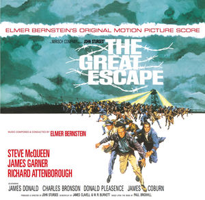 The Great Escape (Original Motion Picture Score)