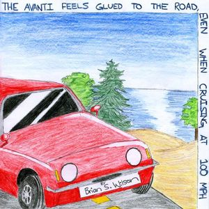Avanti Feels Glued to Road Even When Cruising at 1