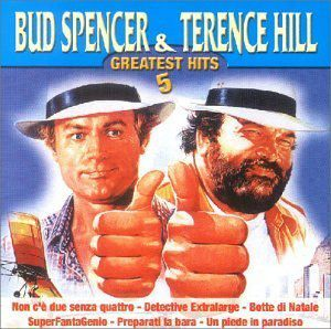 Vol. 5-Bud Spencer & Terence Hill [Import]
