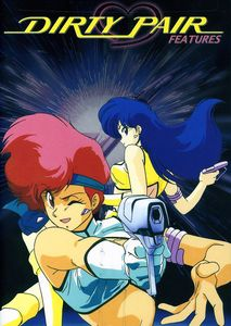 Dirty Pair: Original Features DVD Collection