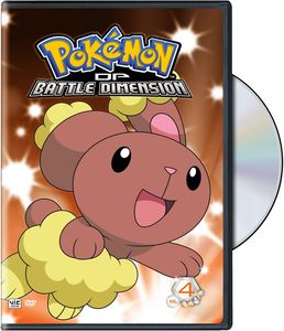 Pokémon: Diamond and Pearl: Battle Dimension: Volume 4