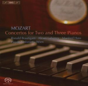 Concertos for Two & Three Pianos