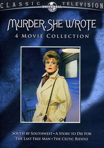 Murder She Wrote: 4 Movie Collection