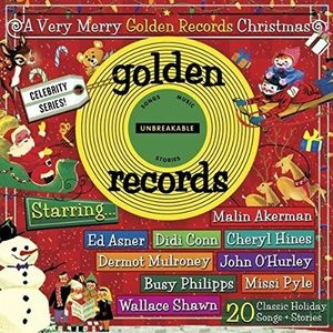 A Very Merry Golden Records Christmas /  Various