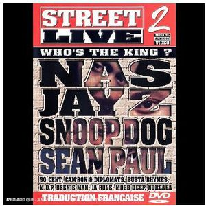Vol. 2-Street Live: Who's the Kin [Import]