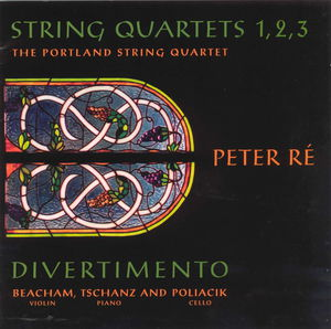 String Quartets 1-3 & Divertimento