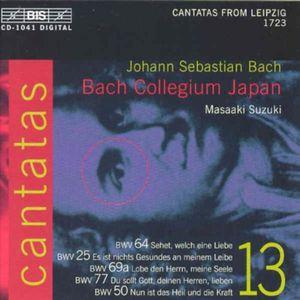 Cantatas 13
