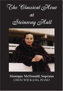 McDonal, Monique: Monique McDonald