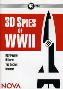 Nova: 3D Spies of WWII: Destroying Hitler's Top Secret Rockets