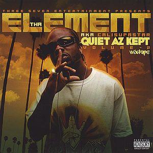 Quiet Az Kept: II Mixtape