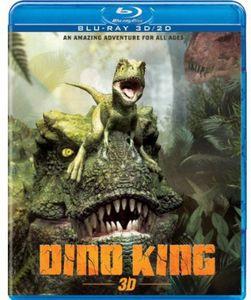 The Dino King (Aka: Tarbosaurus) - 3D