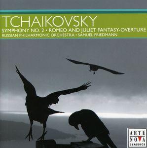 Symphony 2 /  Romeo & Juliet Fantasy-Overture
