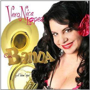 Veronica Lopez Con Banda