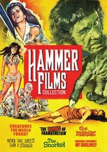 Hammer Films Collection: Volume 2