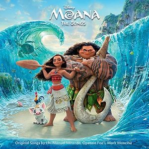 Moana: The Songs (Original Soundtrack) [Import]