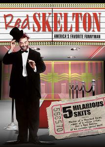 Red Skelton America's Favorite Funnyman Volume 2