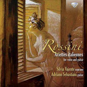 Rossini Carulli: Ariettes Italiannes