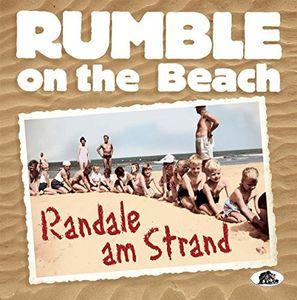 Randale Am Strand