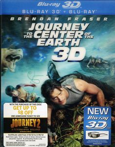 Journey to the Center of the Earth (3D)