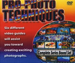 Pro-Photo Techniques Complete Series Boxed Set