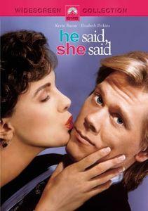 He Said She Said [Import]