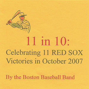 11 in 10: Celebrating 11 Red Sox Victories in Octo