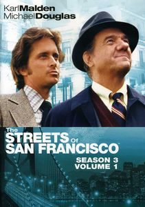 The Streets of San Francisco: Season 3 Volume 1