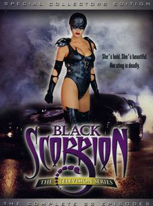 Black Scorpion: The Complete TV Series