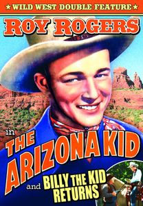 The Arizona Kid /  Billy the Kid Returns