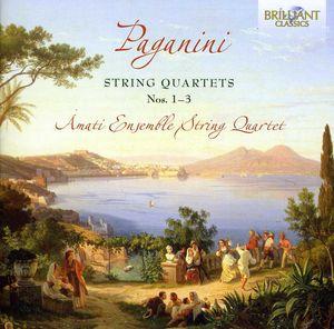 String Quartets Nos. 1-3