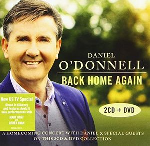 Back Home Again [Import]