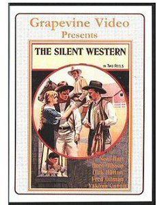 The Silent Western: Volume 1