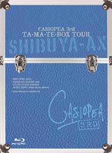 Ta.Ma.Te Box Tour 2013 [Import]