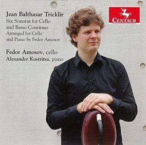Six Sonatas for Cello & Basso Continuo
