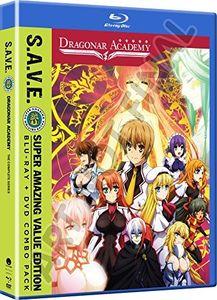 Dragonar Academy: The Complete Series - S.A.V.E.