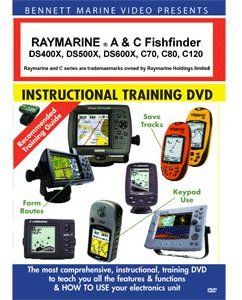 Raymarine a and C Series Fishfinder: Ds400x,Ds500x,DS600X,C70,C80,C120