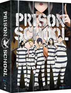 Prison School: The Complete Series