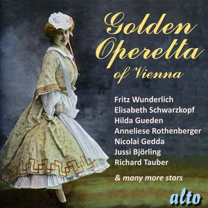 Golden Operetta of Vienna /  Various