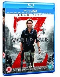 World War Z 3D [Import]