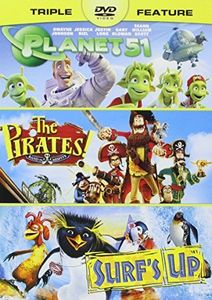 Pirates /  Planet 51 /  Surf's Up