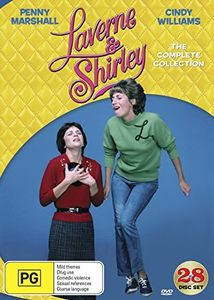 Laverne & Shirley: Complete Seasons 1-8 [Import]