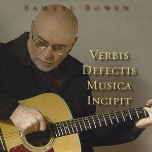 Verbis Defectis Musica Incipit
