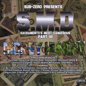 Sub-Zero S.M.D: PT. 3 /  Various